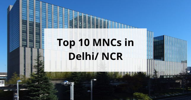 Top 10 Automation companies in Delhi NCR